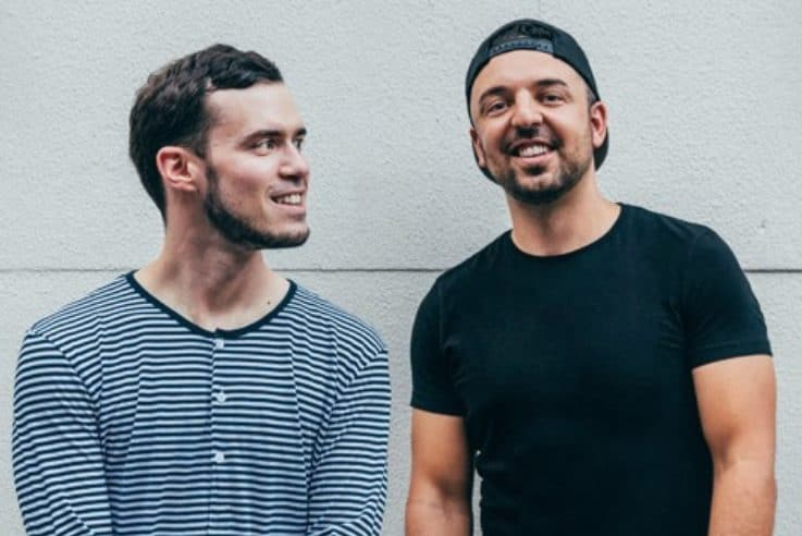 "Photo of Gazzo and Disco Fries – ""Gone"" Release"