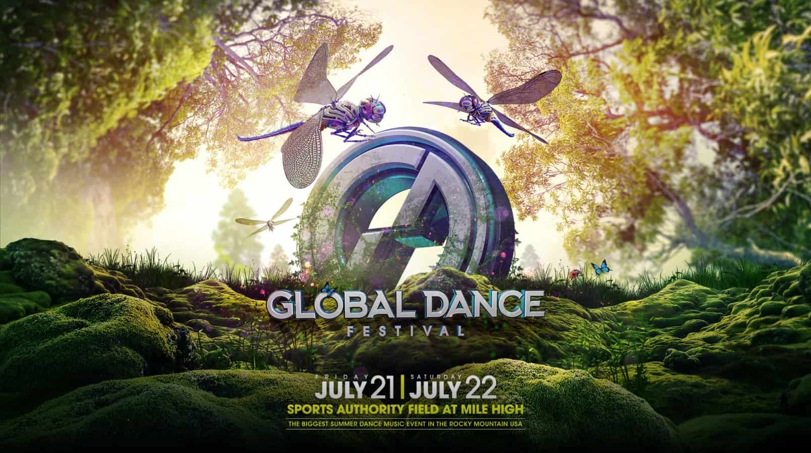 Photo of Global Dance Festival Colorado 2017: A Must See