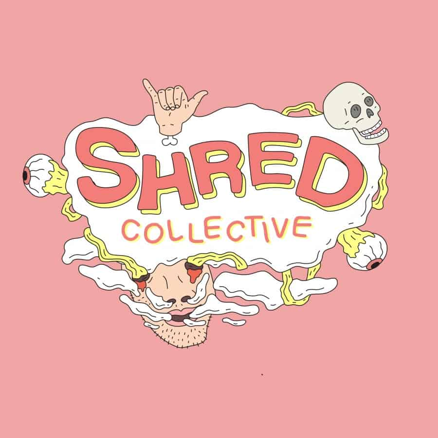 Photo of Shred Collective Gathers Like-Minded Fans and Artists
