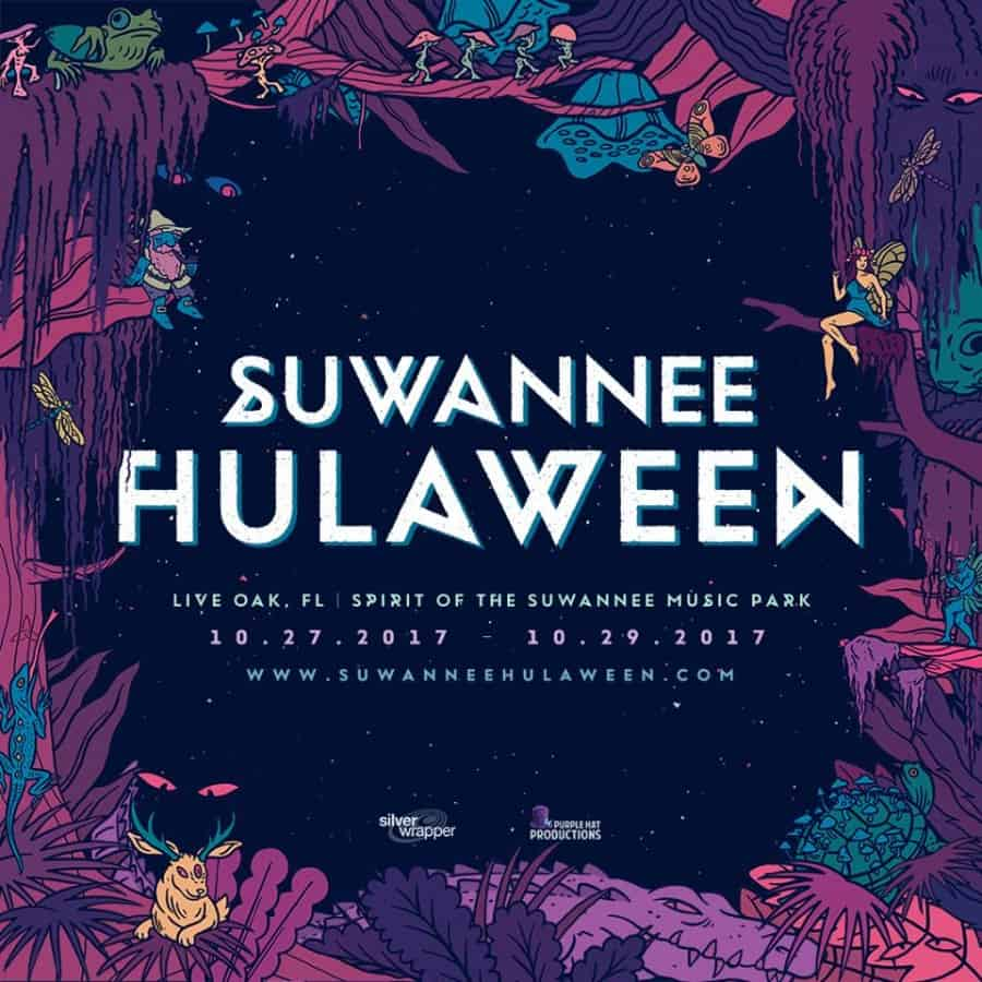 Photo of Suwannee Hulaween Initial Line Up Announced