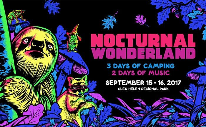 Photo of Nocturnal Wonderland 2017 tickets on sale and line up