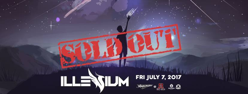 Photo of Event Review: Illenium @ The Ritz, Tampa, FL