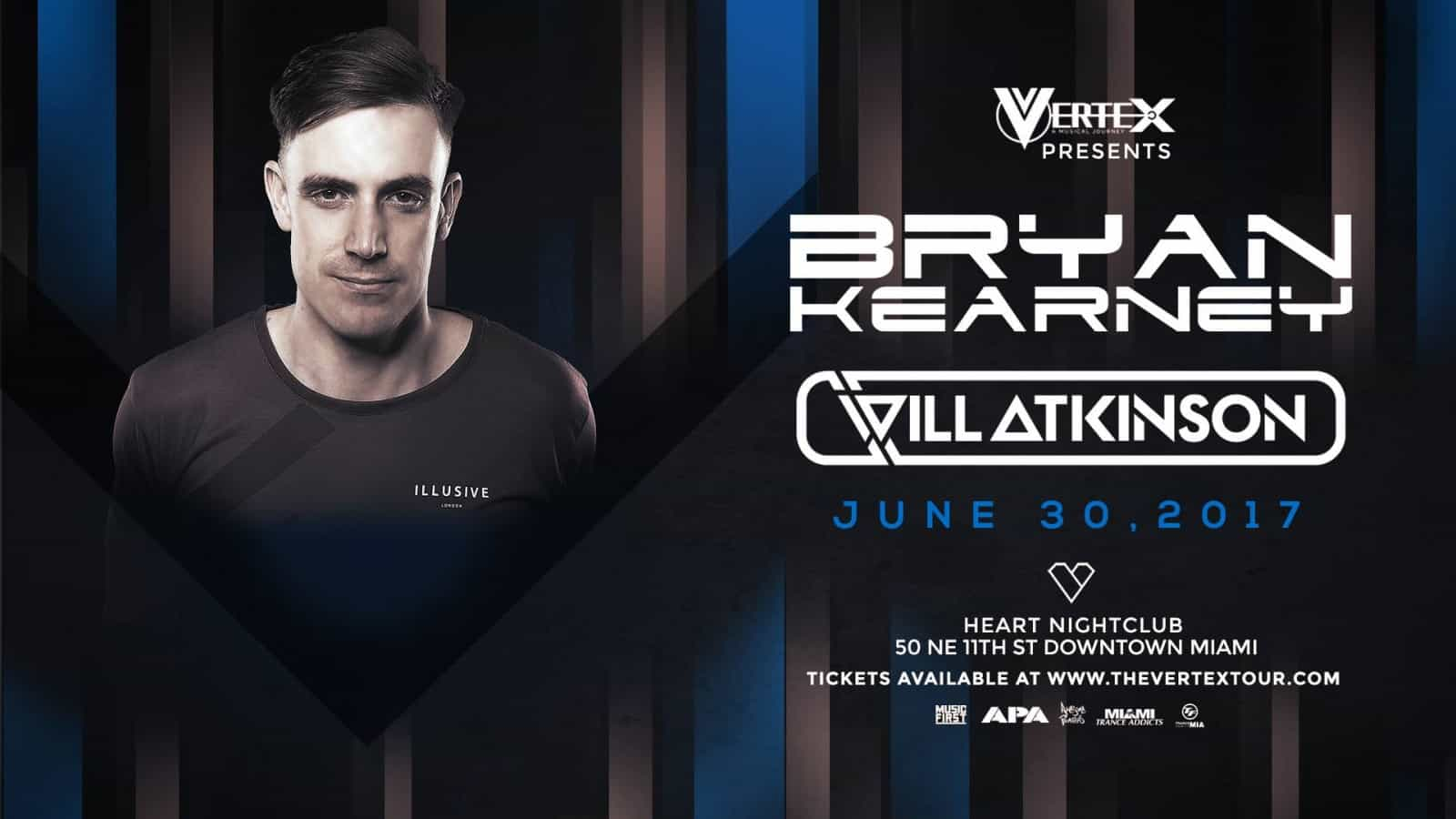 Photo of Event Review: Apex Presents – The Vertex with Bryan Kearney and Will Atkinson