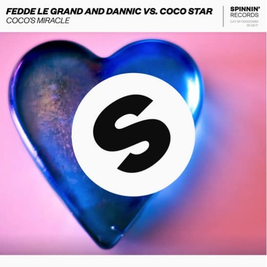 Photo of Fedde Le Grand & Dannic vs. Coco Star – 'COCO'S MIRACLE'