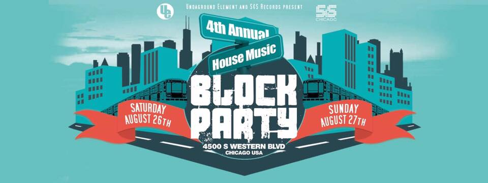 Photo of Chicago House Music Block Party Festival