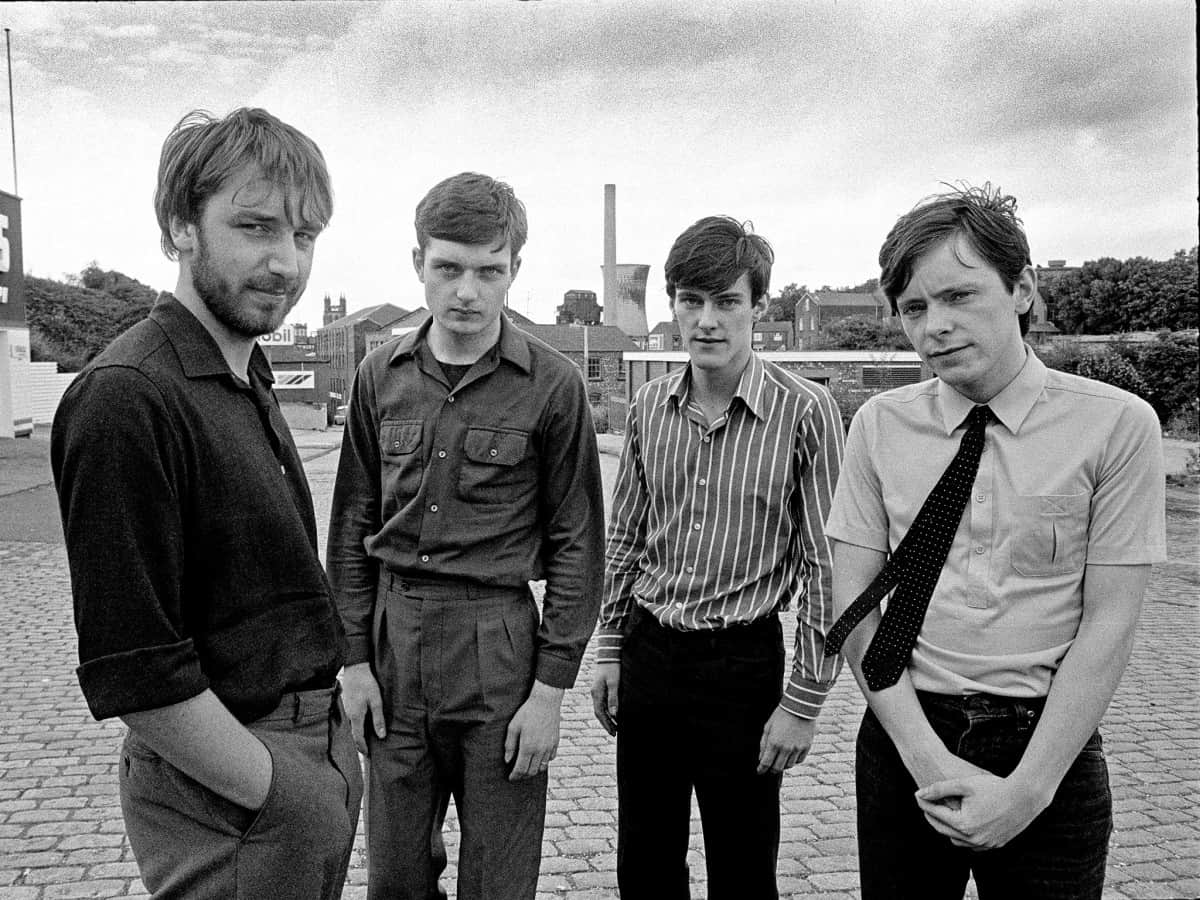 Photo of Roots of Electronica: Joy Division