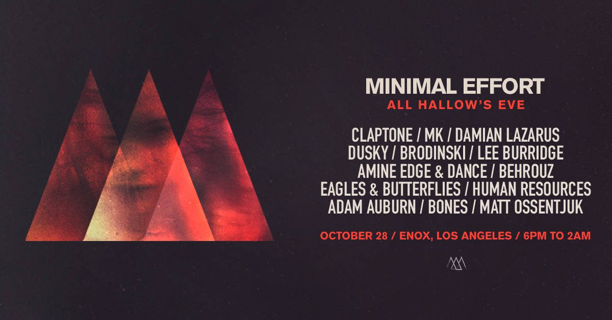 Photo of Minimal Effort Drops Phase 2 of All Hallow's Eve