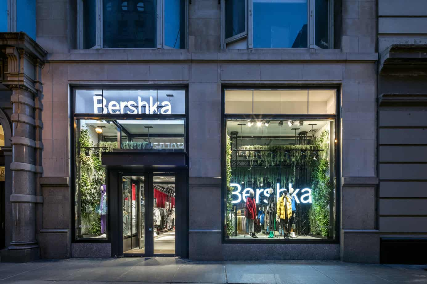 Photo of Bershka Officially Launches New SoHo Pop-Up Store