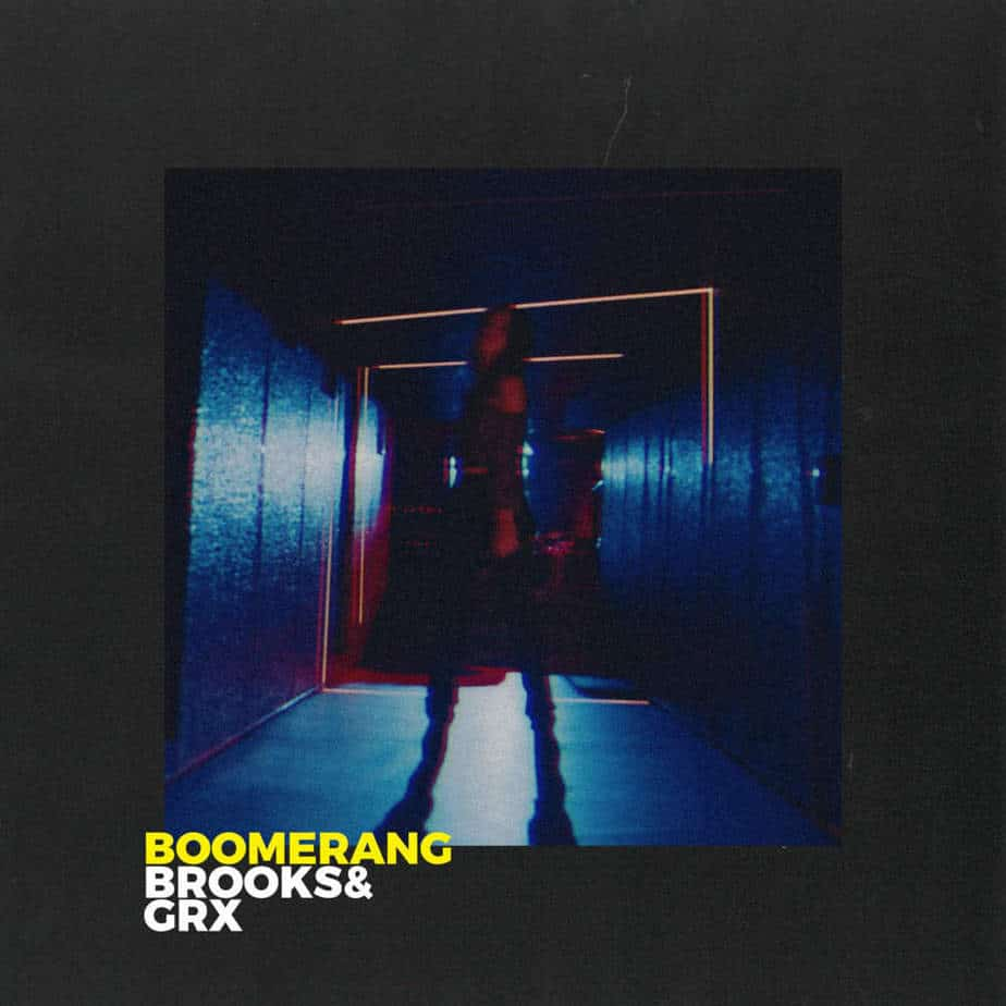 "Photo of BROOKS RETURNS TO STMPD RCRDS WITH GRX ON ""BOOMERANG"""