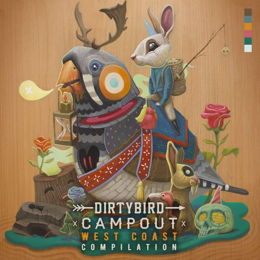 Dirtybird campout playlist