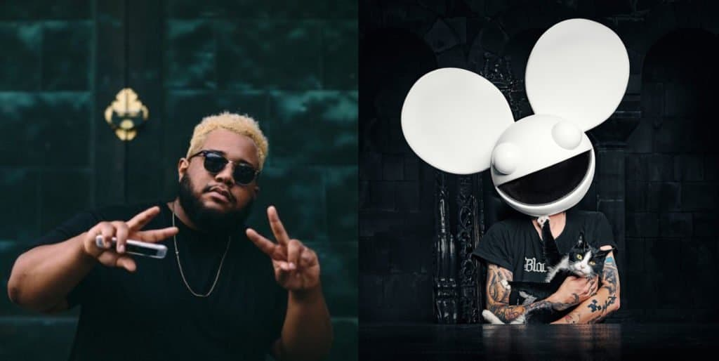 Photo of Deadmau5 and Carnage beef over alleged pushing incident at Cemetery of Sound