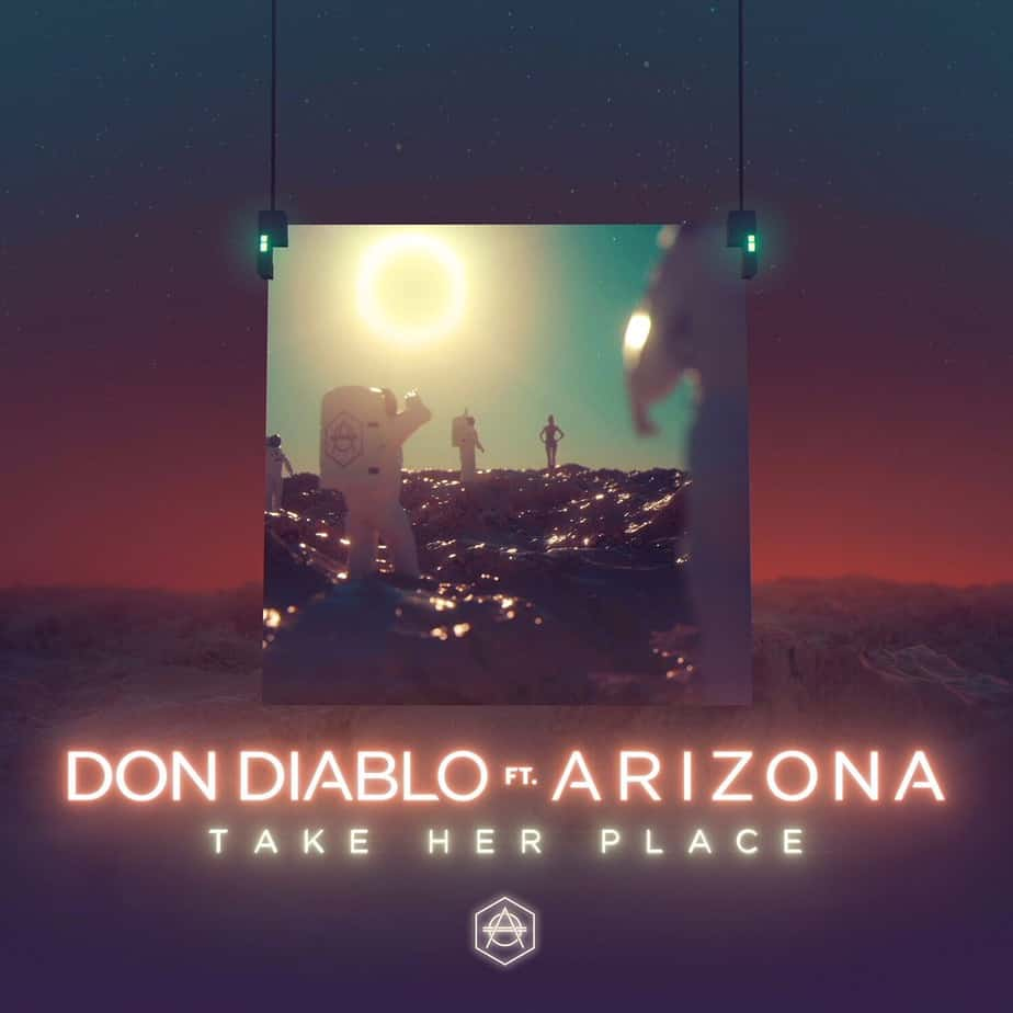Photo of DON DIABLO TEAMS UP WITH A R I Z O N A FOR 'TAKE HER PLACE'
