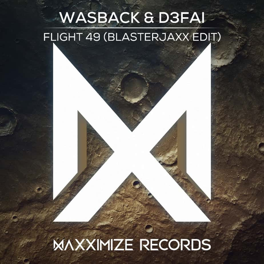 Photo of Blasterjaxx collaborates with Wasback & D3FAI on new release, Flight 49