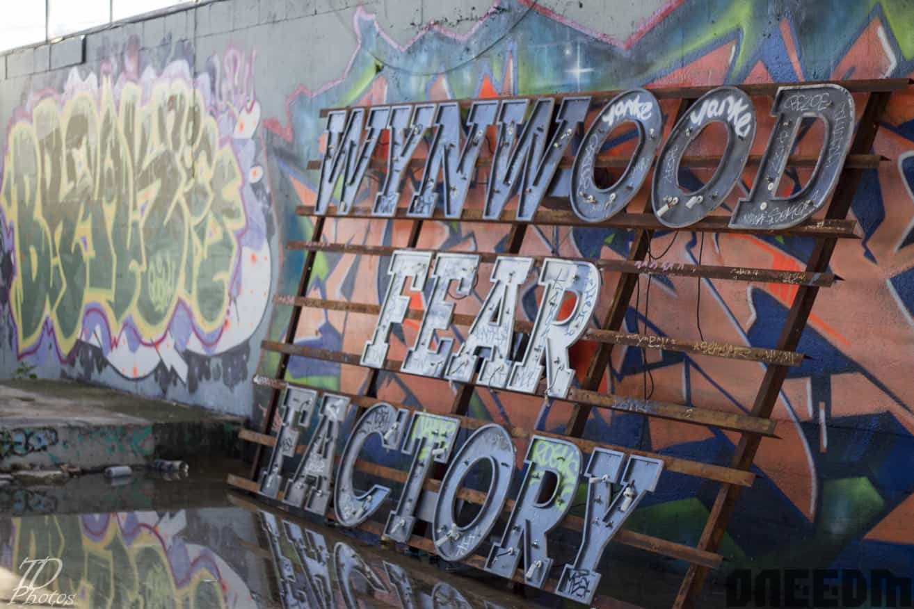 Photo of Wynwood Fear Factory Event Review 2017