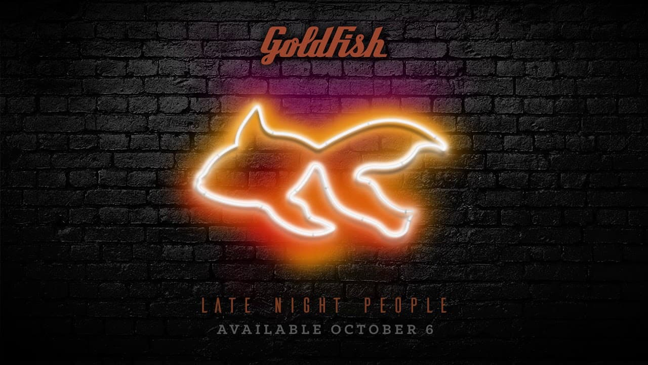Photo of GoldFish to debut 5th studio album Thursday 10/12 @ Samsung 837