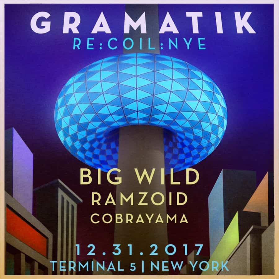 Photo of Gramatik Announces Re:Coil:NYE