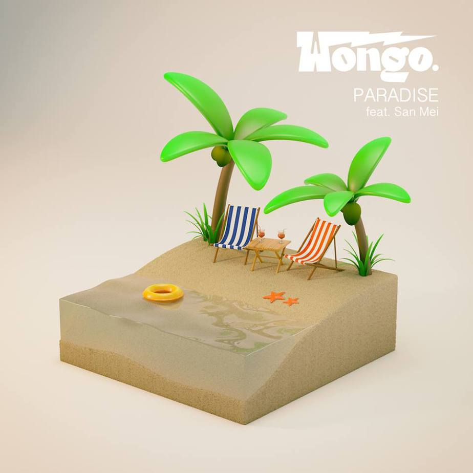 """Photo of Wongo Brings Summer Vibes with """"Paradise"""" featuring San Mei"""