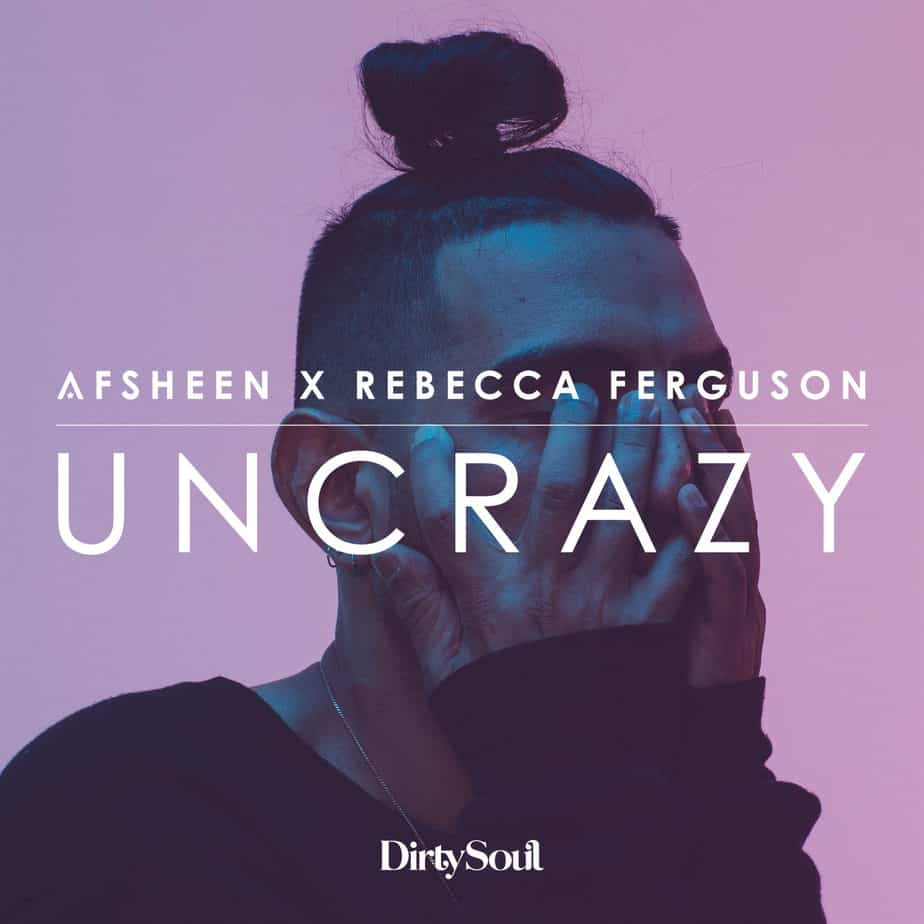 Photo of AFSHEEN & REBECCA FERGUSON COLLABORATE ON  'UNCRAZY'