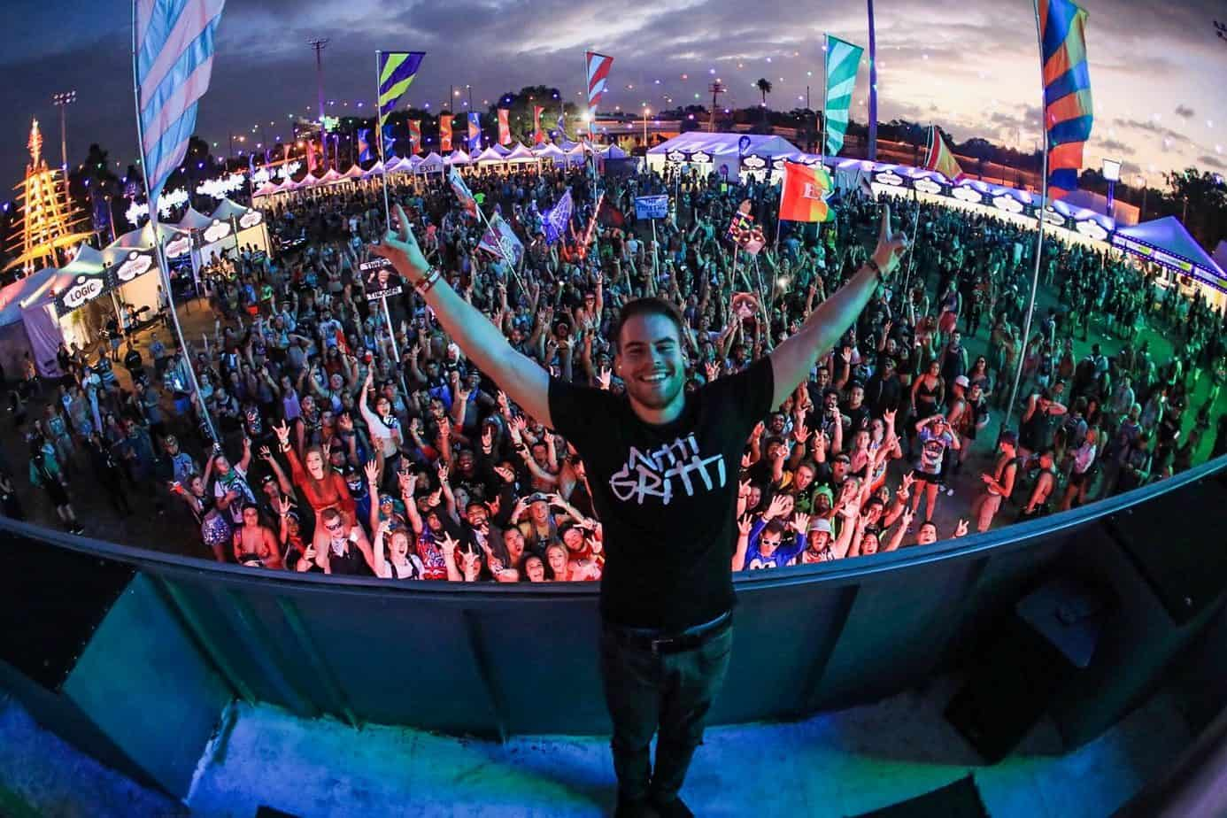 Photo of Exclusive Interview with Nitti Gritti at EDC Orlando