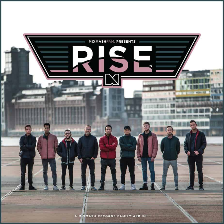 "Photo of ""Rise"" a Laidback Luke, Mark Villa track, first single from Mixmash Family album"