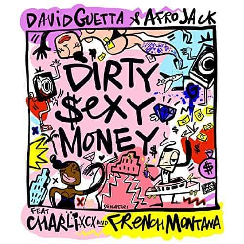 Photo of David Guetta teams up with Afrojack, Charli XCX and French Montana for new release ' Dirty Sexy Money'