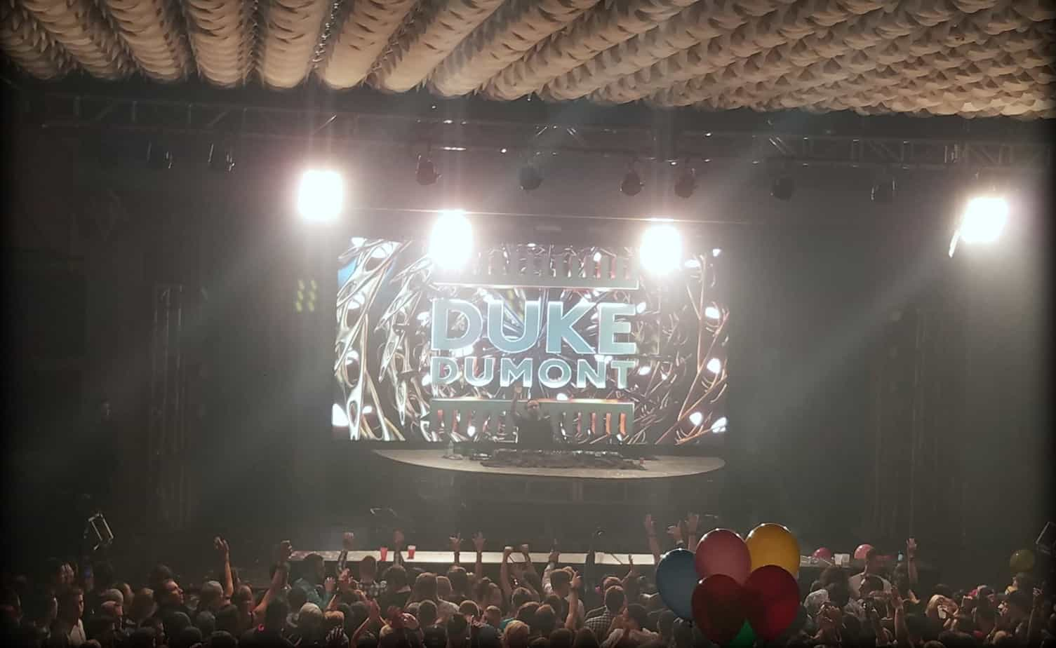 Photo of Duke Dumont performs in Tampa, Florida