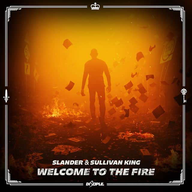Photo of SLANDER Releases 'Welcome To The Fire' Feat. Sullivan King