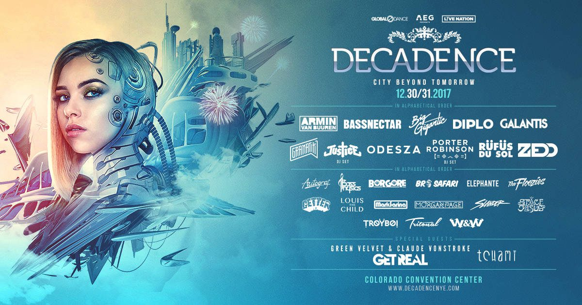 Photo of Decadence NYE Returns to Colorado With a Bang