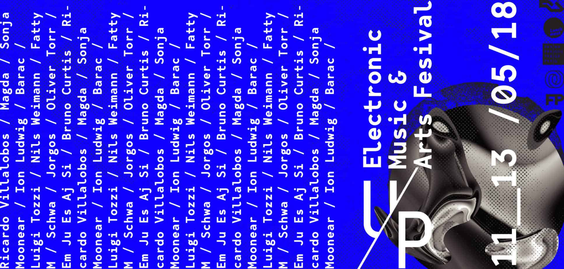Photo of Prague's UP Festival Reveals First Phase of Lineup