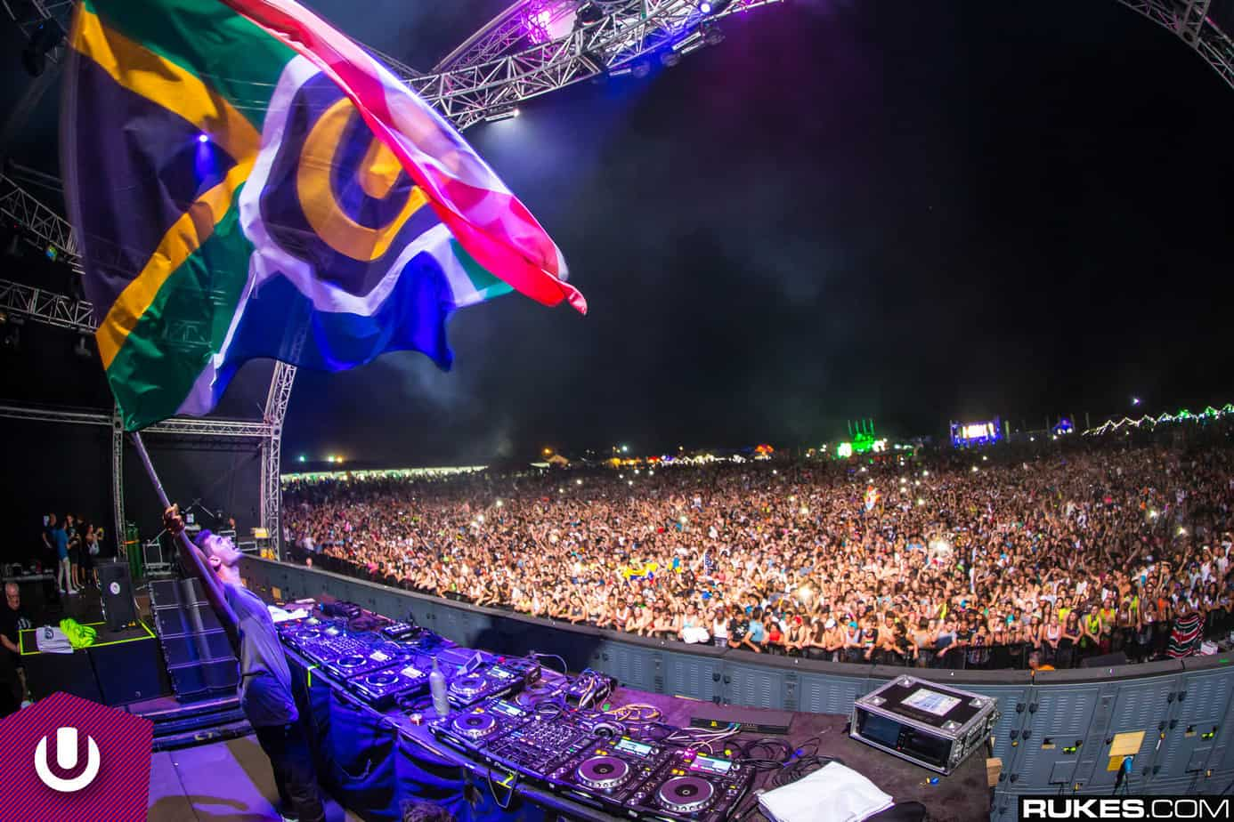 ULTRA South Africa 2018 Drops Final Phase Lineup