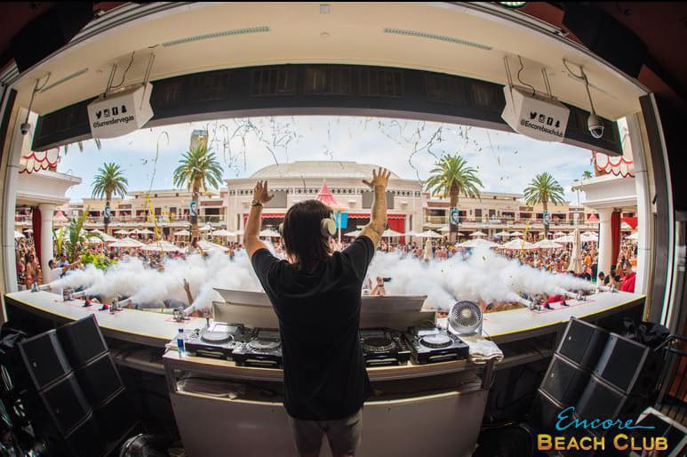alesso extends residency