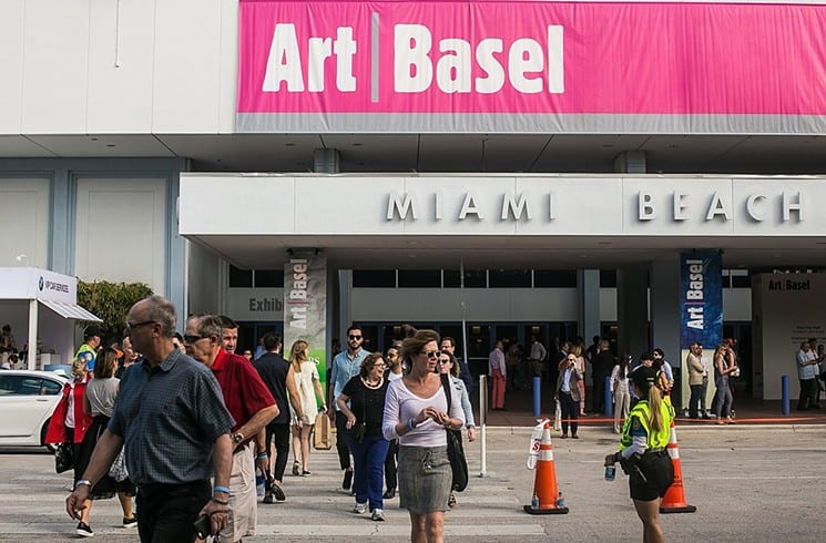 Photo of Art Basel Brings Exciting Events to Miami Beach