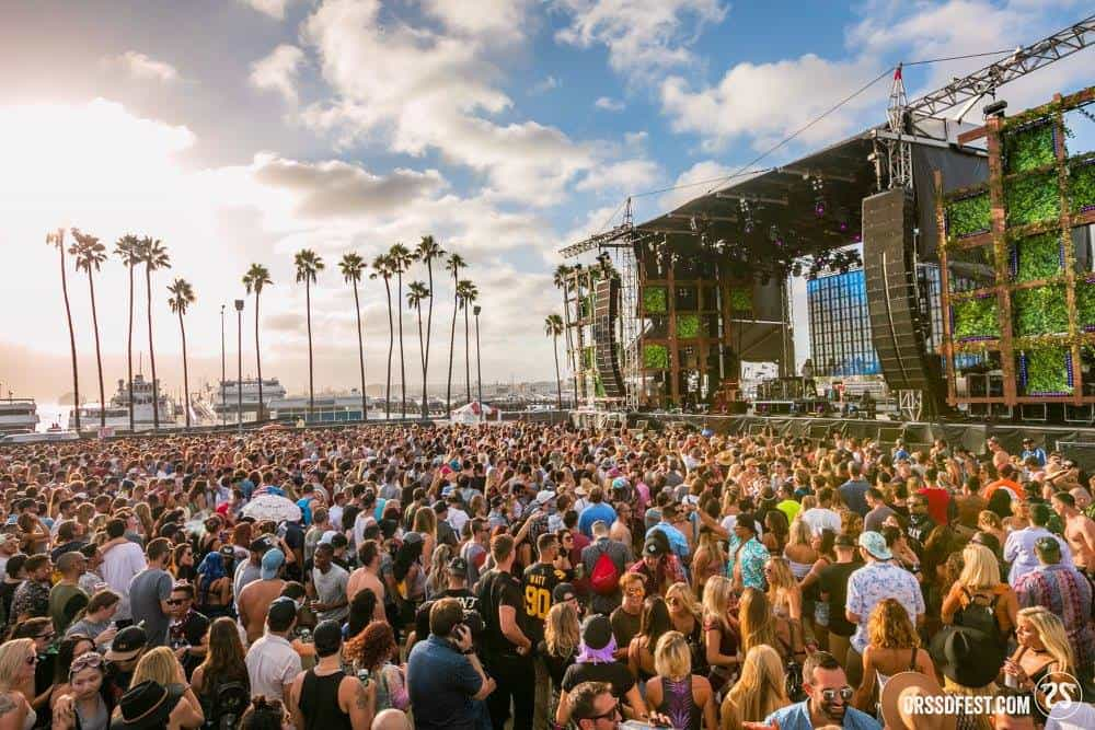 Photo of CRSSD Festival Releases 2018 Spring Lineup