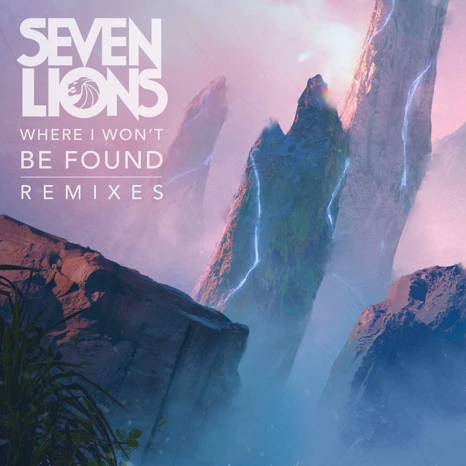 seven lions Where I wont be found