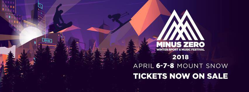 Photo of Minus Zero Winter Sport and Music Festival Announces 2018 Headliners