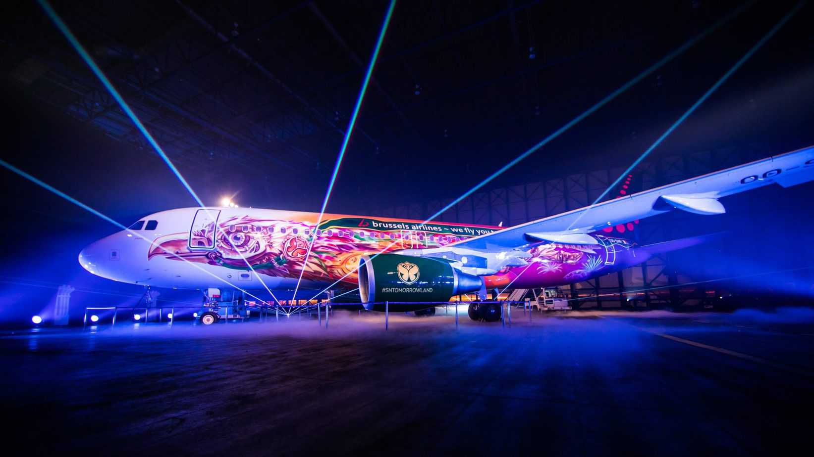 Photo of Brussels Airlines and Tomorrowland 2018: Global Journey Packages
