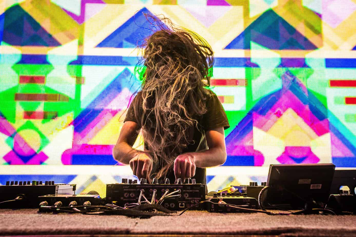 Bassnectar announces new EP for 'Naux Faux' side project