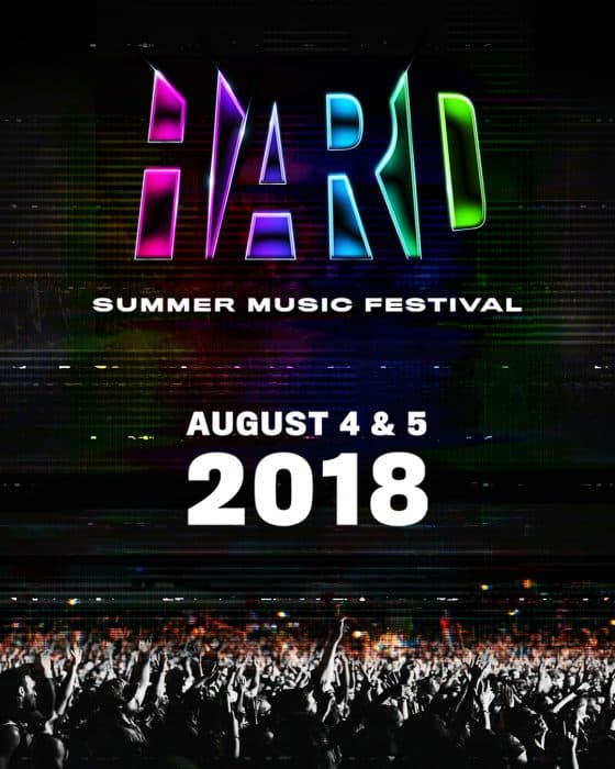 Photo of HARD SUMMER MUSIC FESTIVAL 2018 DATES ANNOUNCED