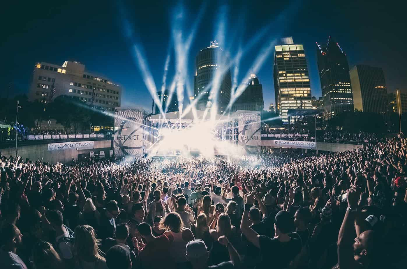 Photo of Movement Detroit Announces Full Lineup for 2018