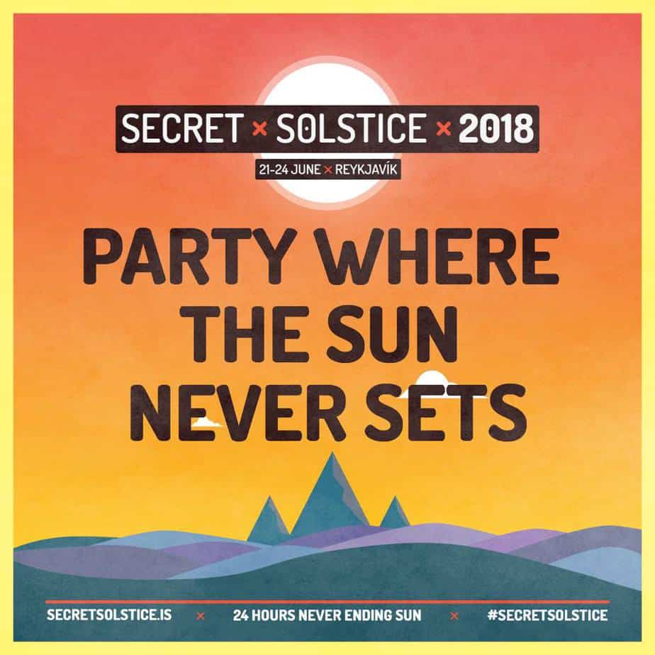 Photo of Secret Solstice Festival Announces 2018 Dates