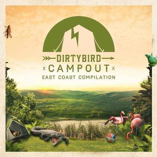Photo of DIRTYBIRD RELEASES EXCLUSIVE CAMPOUT EAST COMPILATION