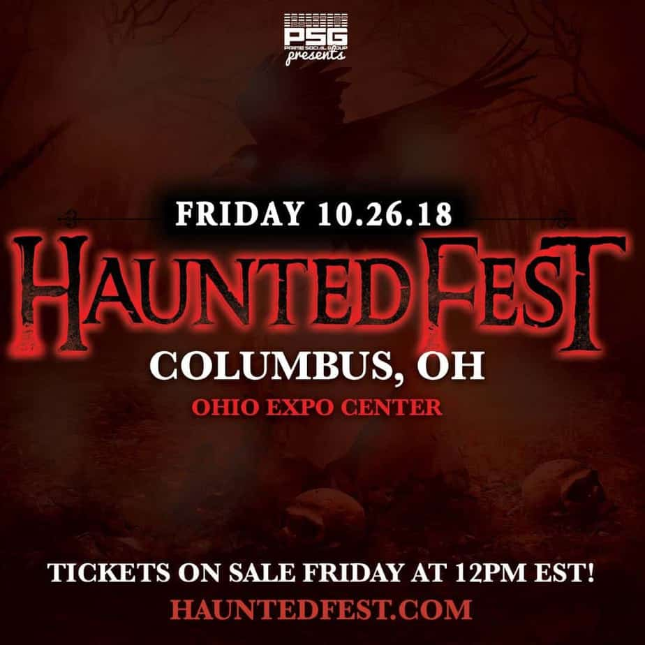 Photo of Haunted Fest Returns To Columbus This Fall