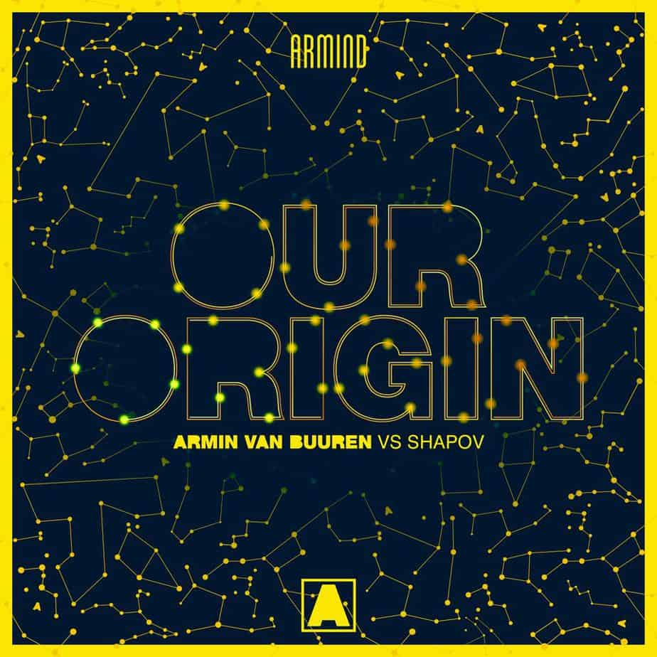 """Photo of ARMIN VAN BUUREN AND SHAPOV GO BACK TO WHERE IT ALL BEGAN WITH """"OUR ORIGIN"""""""