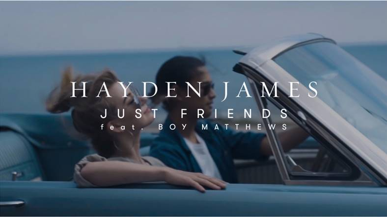 "Photo of Hayden James releases video for ""Just Friends"""