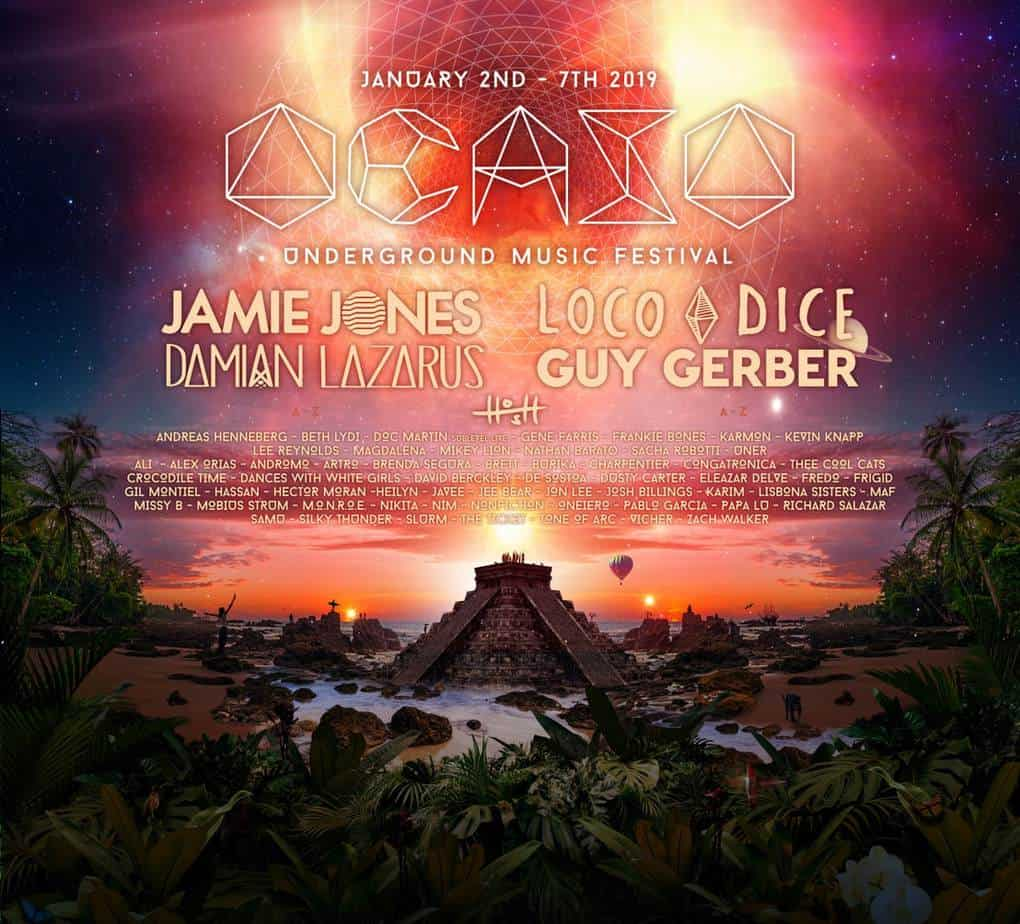 Photo of Ocaso Music Festival Releases Phase Two Lineup