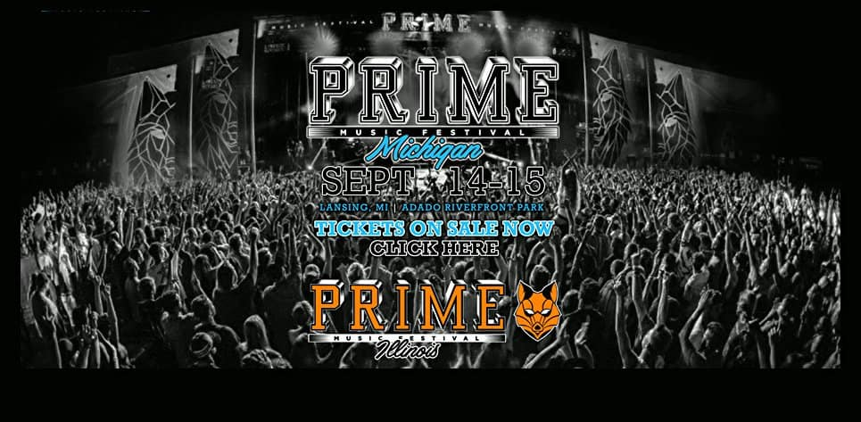 Photo of Prime Music Festival 2018 Lineups for Lansing and Urbana