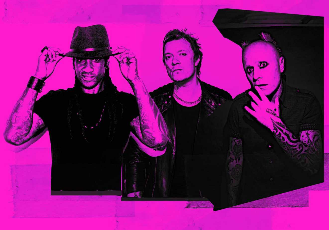 "Photo of The Prodigy Shares ""Need Some1"" (Friction Remix) in Anticipation of Upcoming Album"