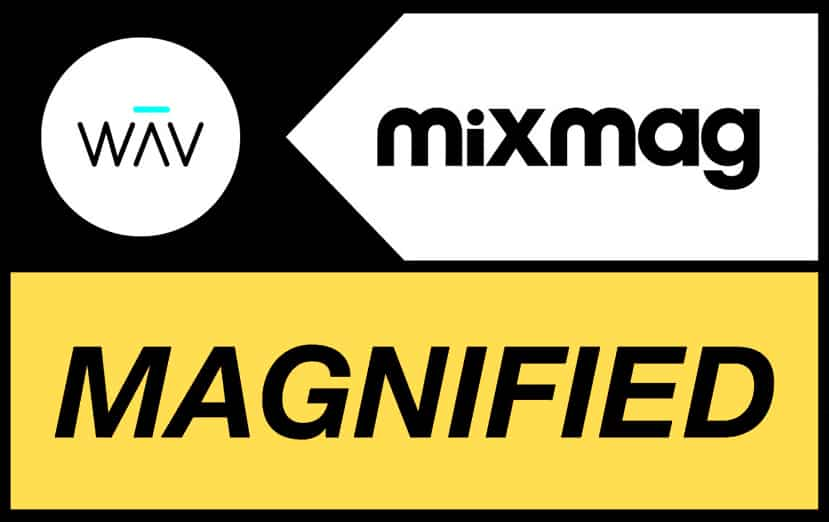 """Photo of WAV Media and Mixmag Announce New Artist Spotlight: """"Magnified"""" Along With a Special Contest for Emerging Producers"""