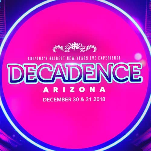 Photo of Skrillex, Porter Robinson, Eric Prydz to close out the year with Decadence Arizona