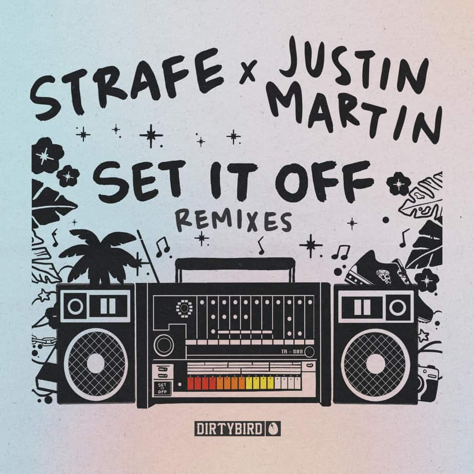 Photo of Justin Martin's long-awaited 'Set It Off' remix has finally arrived